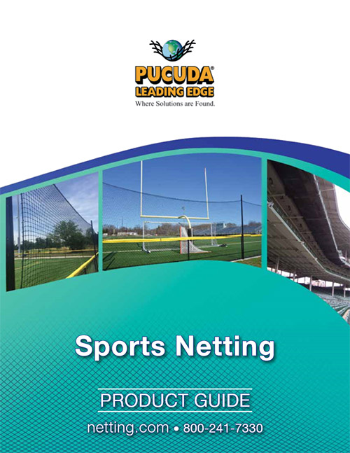 Pucuda Leading Edge Sports Netting Catalog