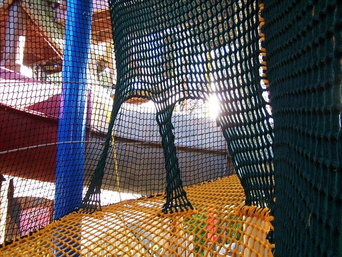 Climbing Nets Pucuda Leading Edge