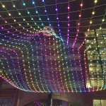 Nets for lighted holiday displays