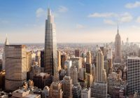 Conceptual rendering of One Vanderbilt, in New York City.
