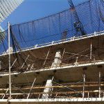 Fall safety netting lowers insurance costs on construction projects