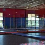 Trampoline parks need to have barrier netting to keep everyone safe.