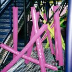 Foam padding for amusement parks.